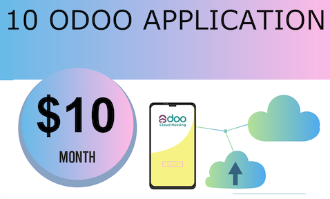 10 Odoo Application Package